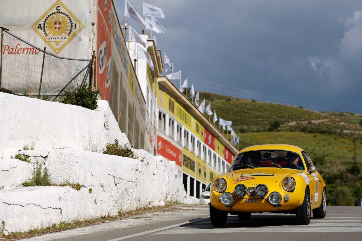 Targa Florio Classica: agevolazioni per gli iscritti