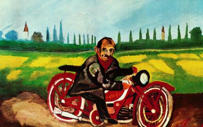 Easy Rider – Il mito della motocicletta come arte