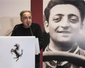 Ferrari: John Elkann presidente al posto di Marchionne. Louis C. Camilleri AD