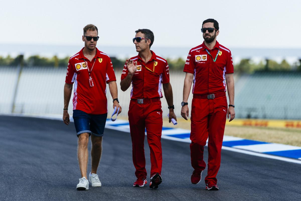 Germania: aria di casa per i piloti Ferrari