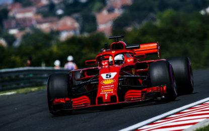 Ungheria: Vettel e le Red Bull nelle FP2