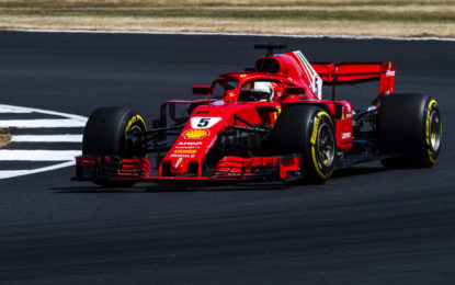 GB: 2° e 3° posto per Vettel e Raikkonen in qualifica
