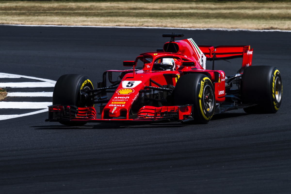 GB: 2° e 3° posto per Vettel e Raikkonen in qualifica