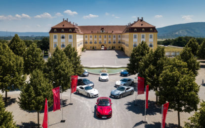 Ferrari Portofino: gran finale a Varsavia