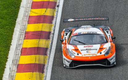 GT Open di scena all'Hungaroring