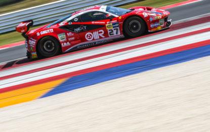 Italiano GT: due 488 GT3 in azione al Mugello
