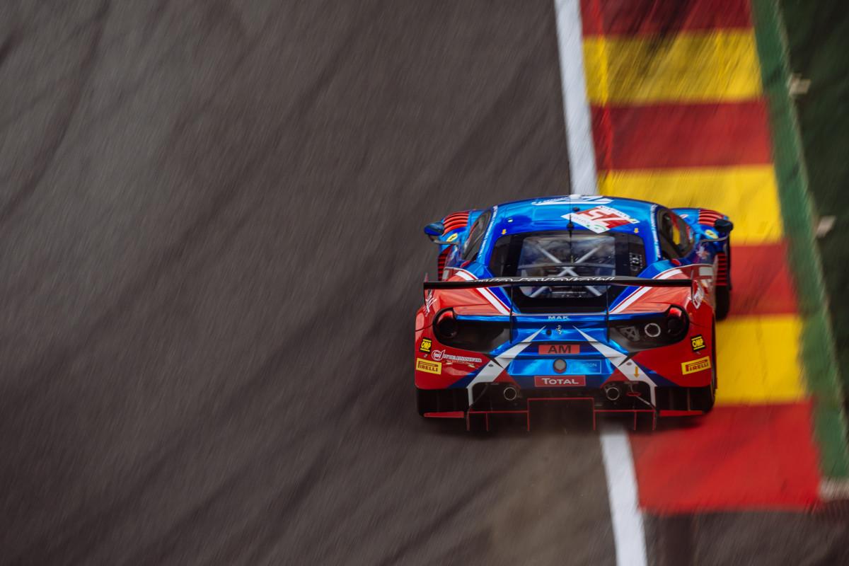 24 Ore di Spa: SMP Racing a ridosso della top 10