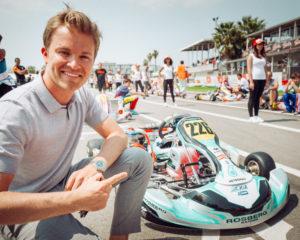 AREXONS e PETRONAS supportano la Rosberg Academy