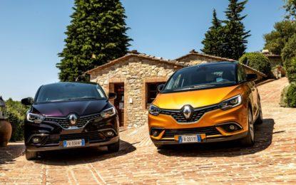 Renault: nuovo motore benzina 1.3l TCe su Scénic
