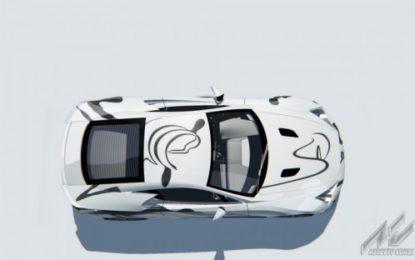 Lexus LFA Art Car per il debutto alla 24 Ore di Spa