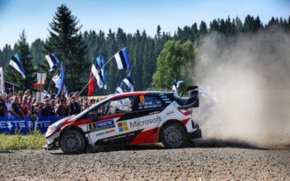 Finlandia: Tänak vince in casa con la Yaris WRC