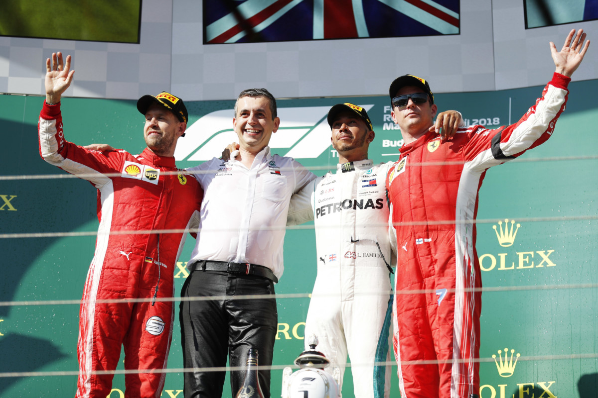 Strategie alternative per Hamilton e Vettel all'Hungaroring