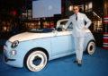 500 Spiaggina: buon compleanno da Garage Italia e Fiat