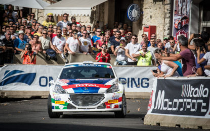 Rally di Roma: classifica CIR invariata. Vince De Tommaso