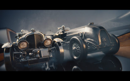 Un film per i 100 anni di Bentley Motors