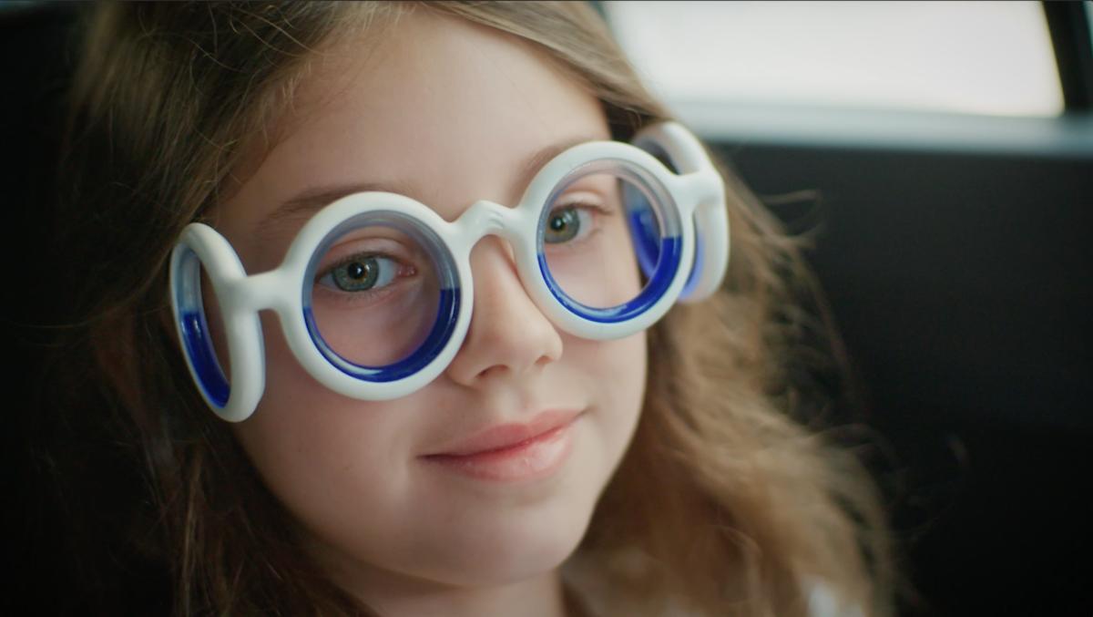 Citroën SEETROËN: occhiali per il piacere di viaggiare