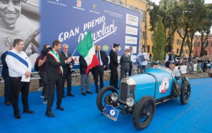 Maserati main partner del Gran Premio Nuvolari