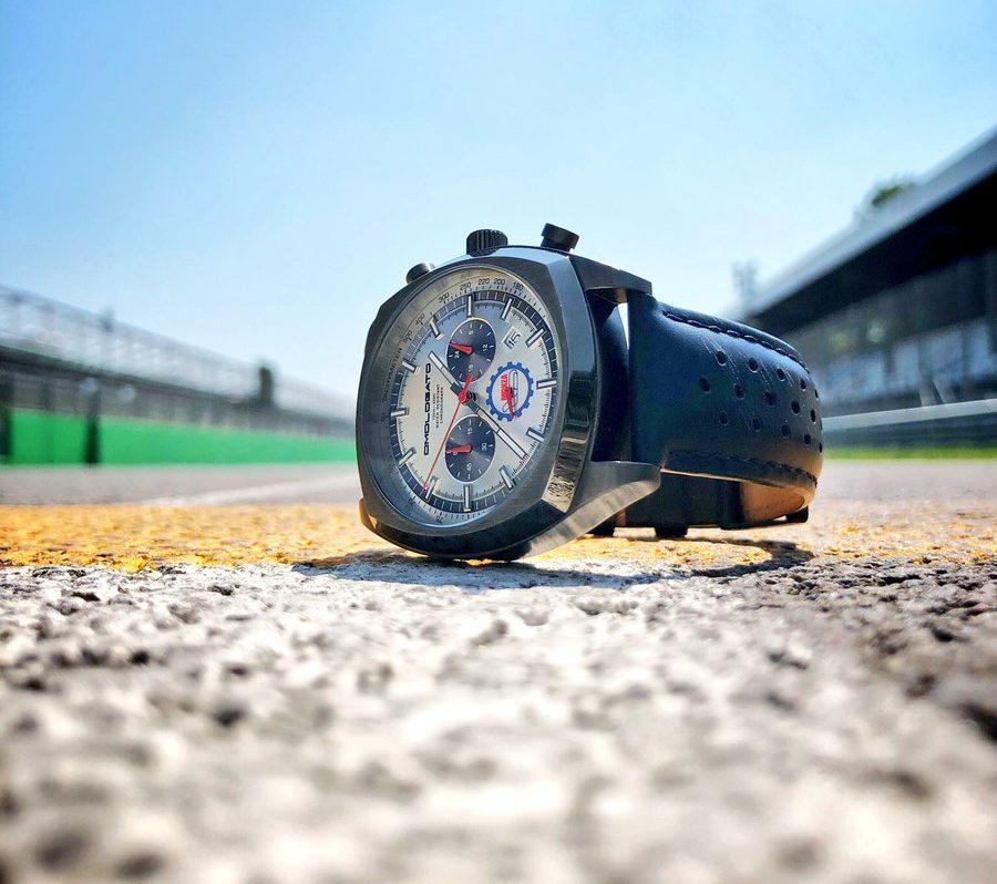 Omologato e Monza: un cronografo per celebrare la partnership