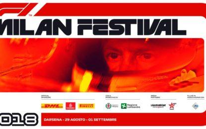 F1 Milan Festival: la Formula 1 nel cuore di Milano
