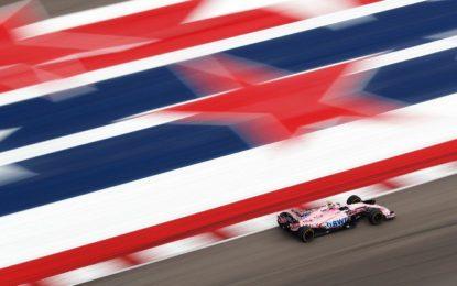 Set e mescole obbligatori per i GP USA e Messico