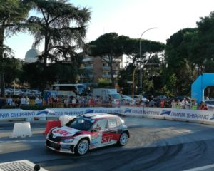 Rally di Roma Capitale: bilancio della prova di apertura