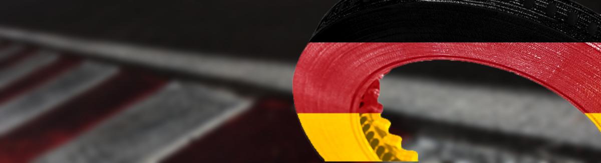 Germania: l'impegno degli impianti frenanti a Hockenheim