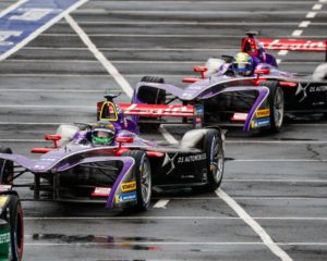 Formula E: 3° posto finale per DS Virgin Racing e Bird