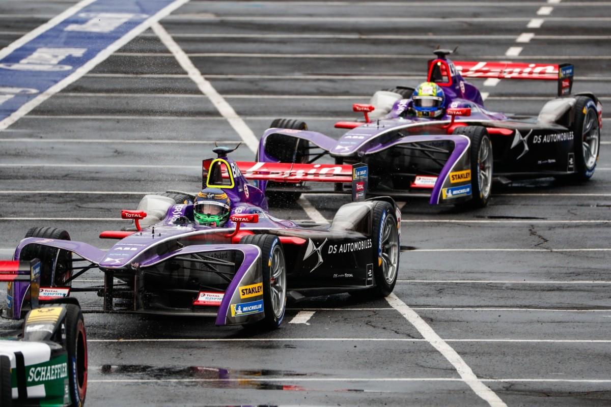 Formula E: 3° posto finale per DS Virgin Racing e Bird