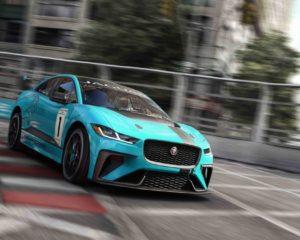 Sabelt partner tecnico Jaguar I-PACE eTROPHY