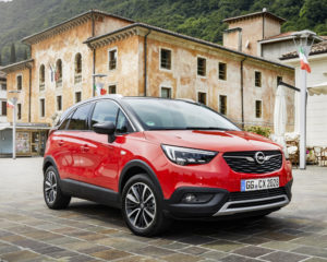 Opel Crossland X e Cucchiaio.it per un pic-nic trendy