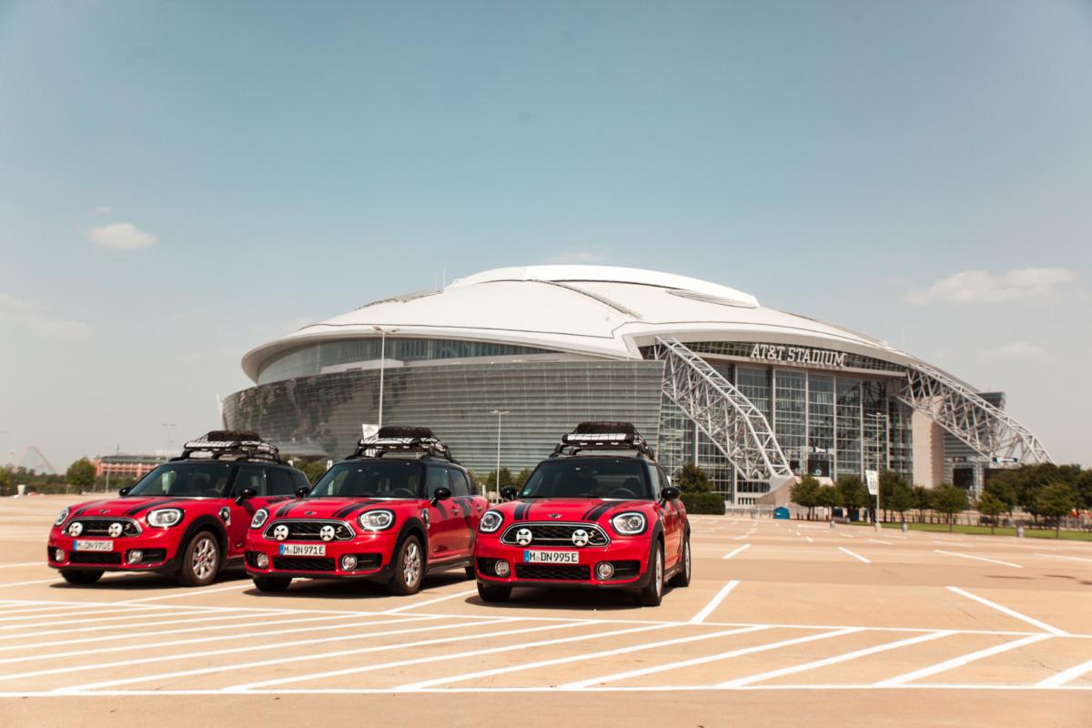 MINI Cooper S e Countryman All4 alla Panamericana