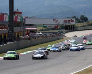 ACI Racing Weekend: il punto sulle gare al Mugello