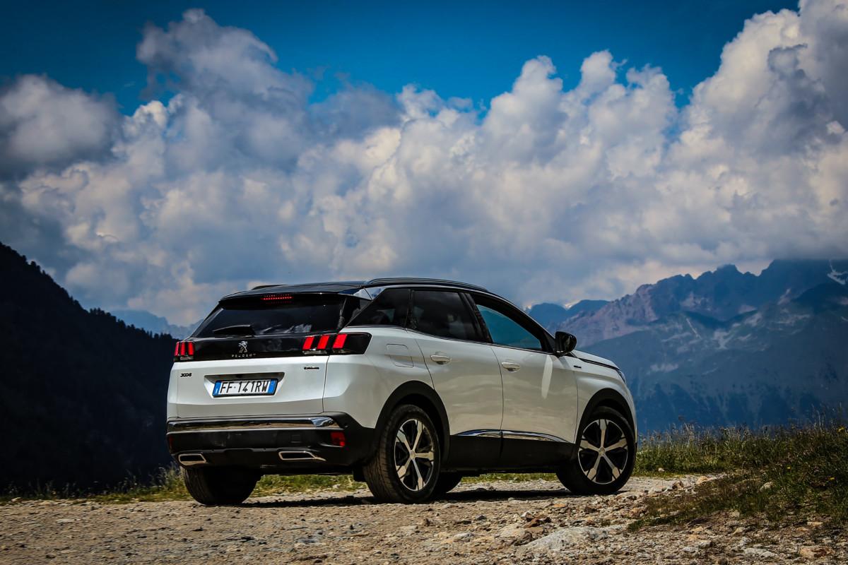 Peugeot 3008: il successo si rinnova