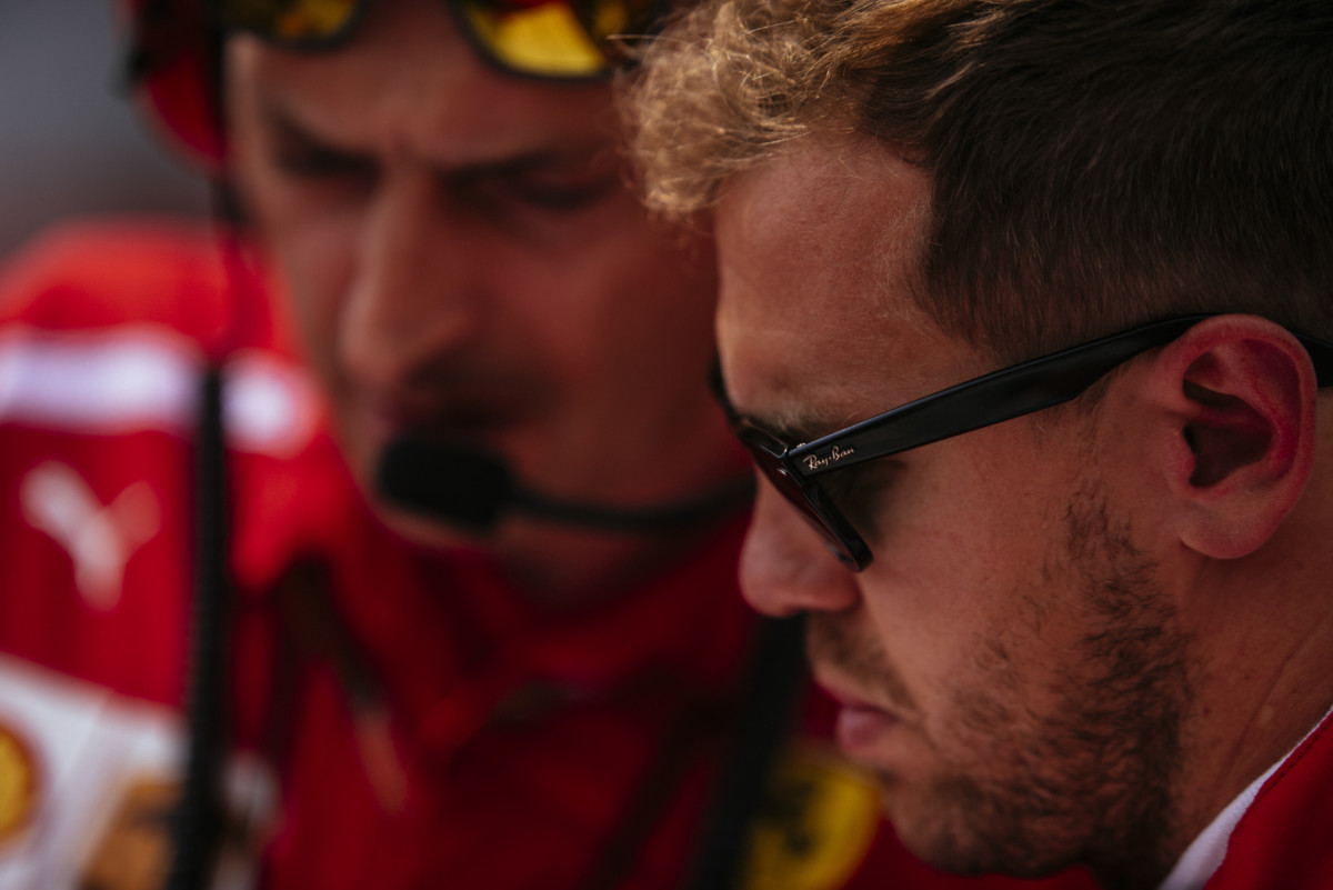 Raikkonen salva la domenica Ferrari. Che dimentica Marchionn