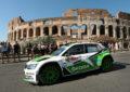 ŠKODA e Scandola subito fuori dal Rally di Roma