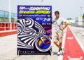 Drudi, Rossi e la VR46 presentano il poster del GP di San Marino