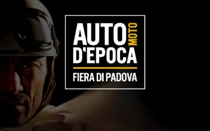 Presentata la 35° edizione di Auto e Moto d'Epoca