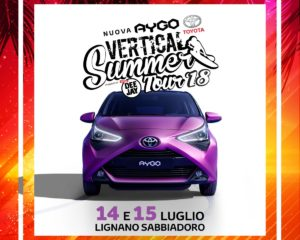 AYGO VERTICAL SUMMER TOUR