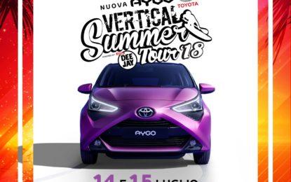AYGO VERTICAL SUMMER TOUR