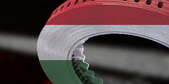 L'impegno degli impianti frenanti all'Hungaroring