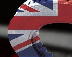Gran Bretagna 2019: l'impegno degli impianti frenanti