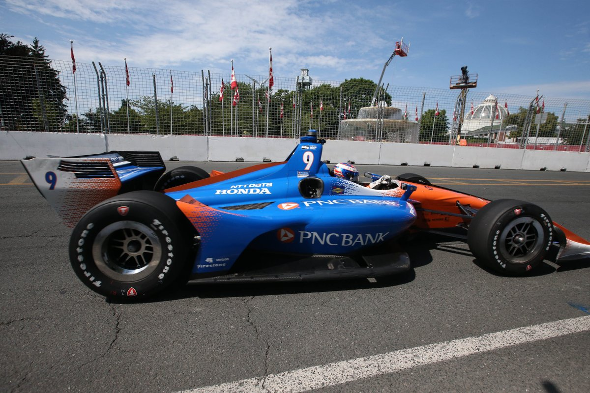 IndyCar in scena a Mid-Ohio