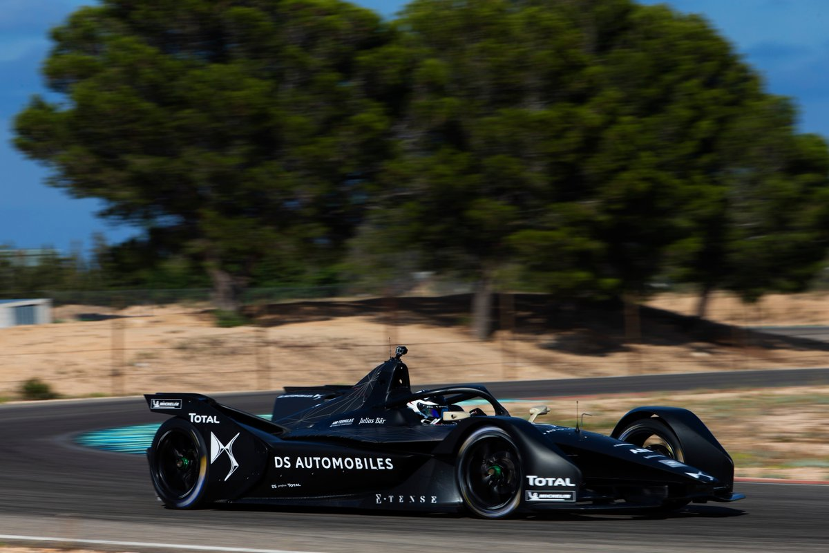 Partnership DS Automobiles e TEECHETAH in Formula E