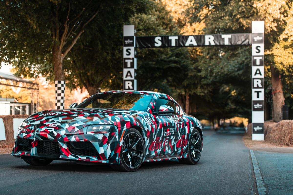 Toyota Supra: il ritorno della leggenda