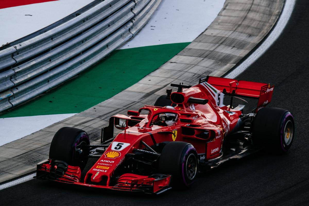 Ungheria: Vettel, Bottas e Raikkonen nelle FP3