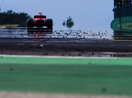 Ungheria: Ferrari concentrata per onorare Marchionne