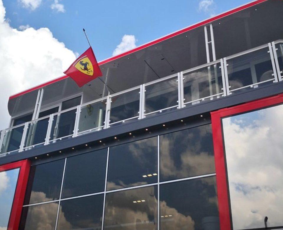 Ungheria: Ferrari in lutto per Marchionne