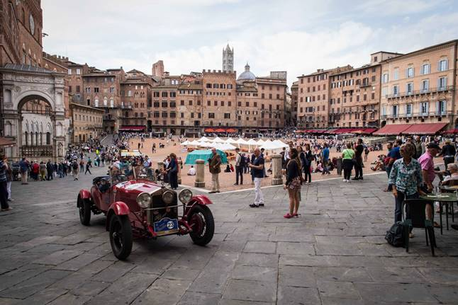 Gran Premio Nuvolari 2018: iscrizioni fino al 31 luglio