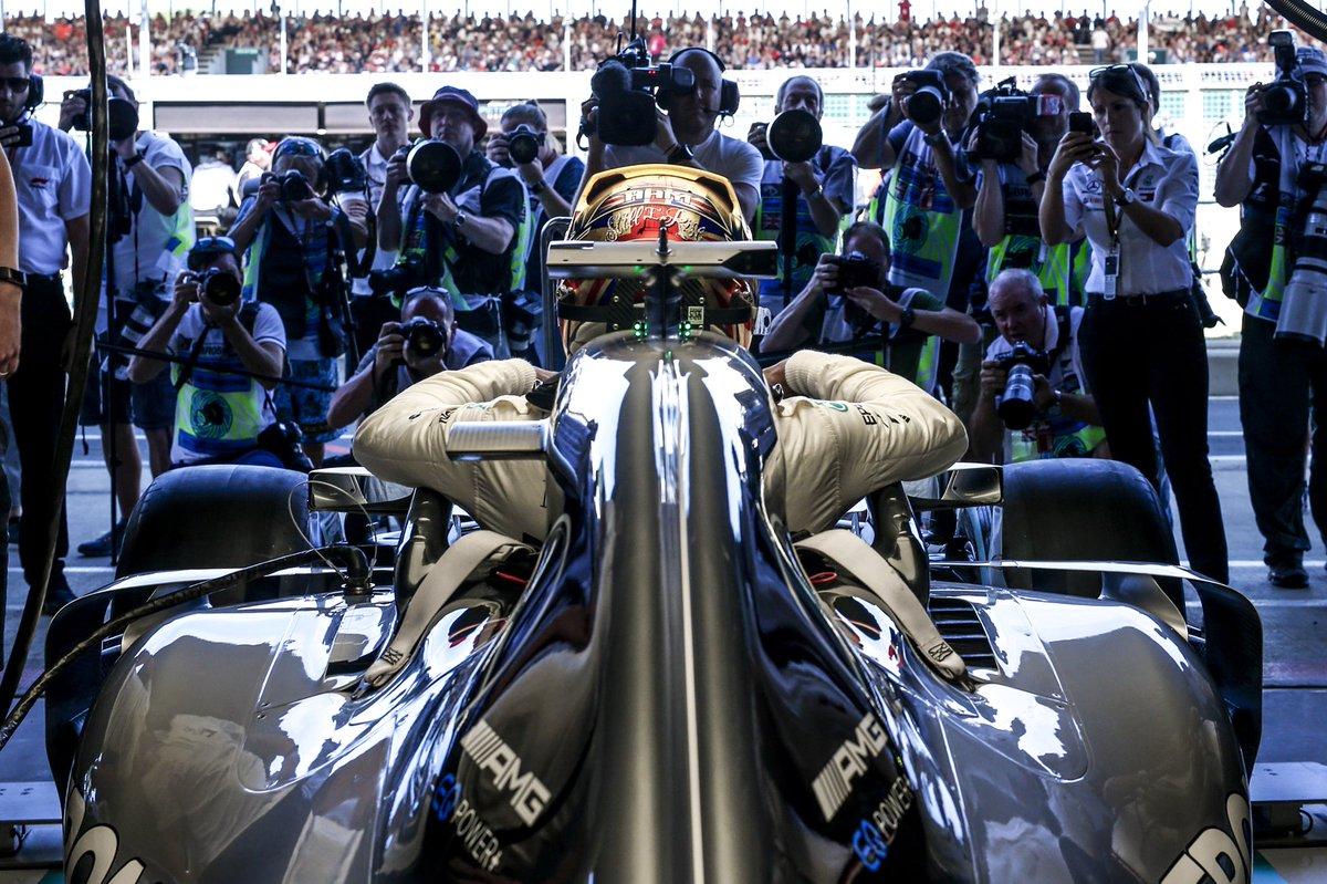 Cambiamenti tecnici in vista in Mercedes-AMG