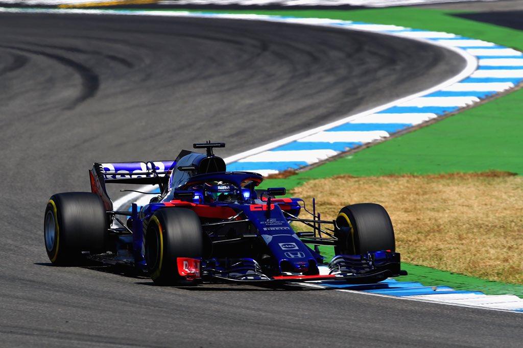 Wehrlein e Albon in lizza per il sedile in Toro Rosso